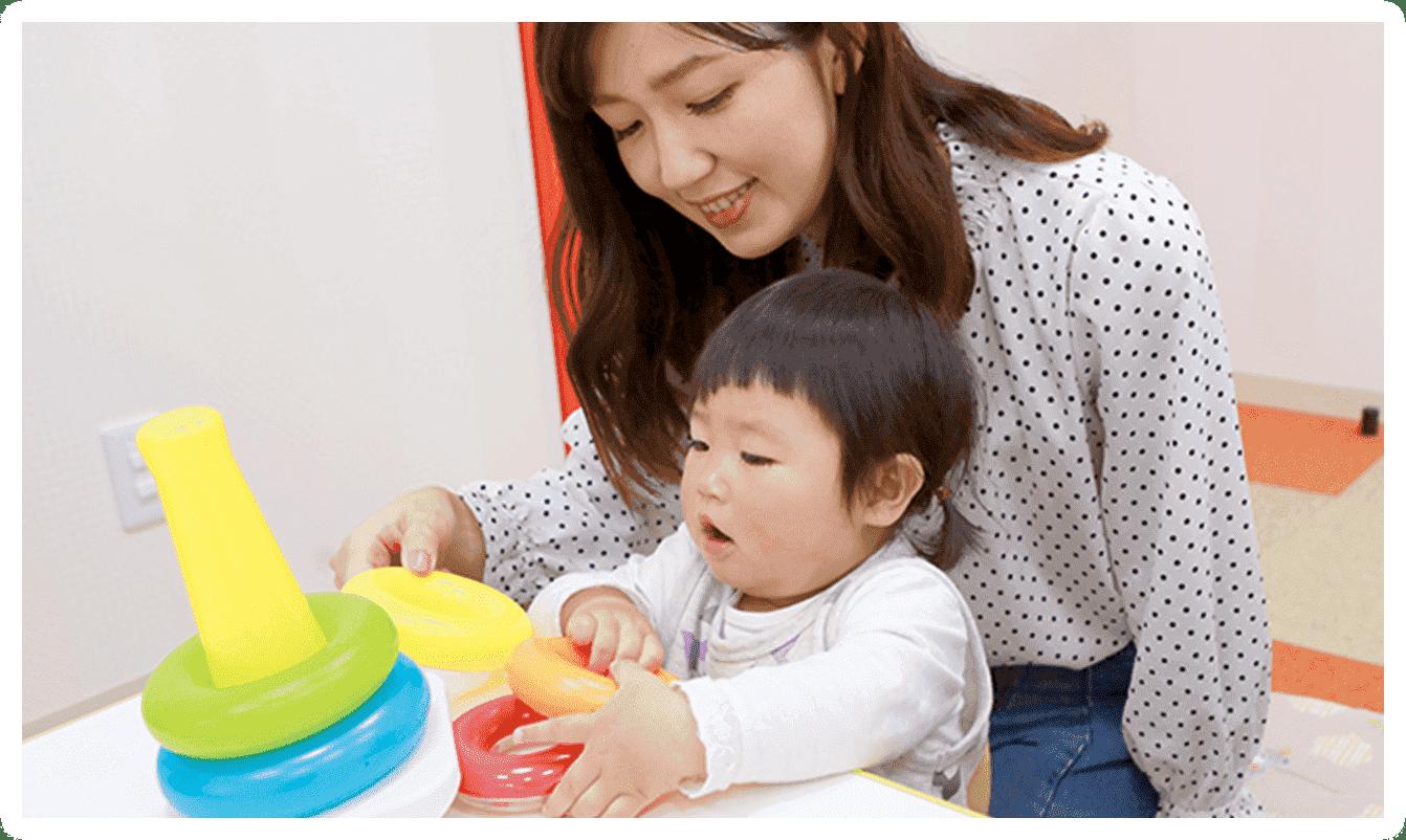七田式通信教育幼児コースちえイメージ
