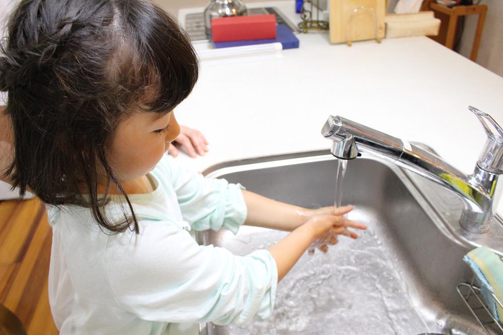 七田式通信教育幼児コース生活イメージ