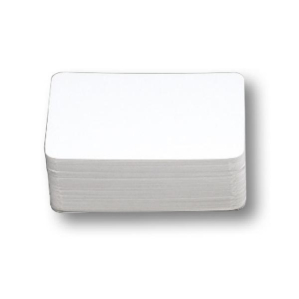 白紙 の カード の 切れ端