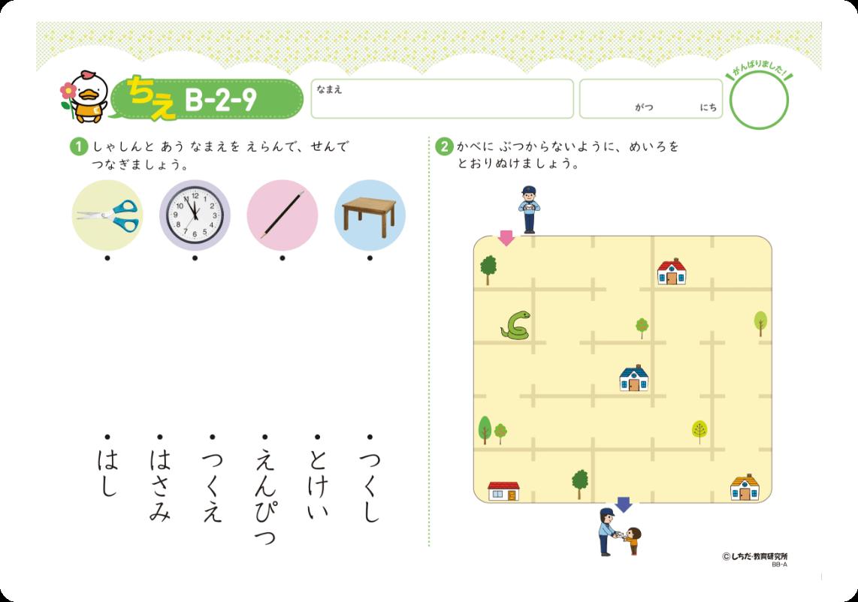 式 プリント 七田